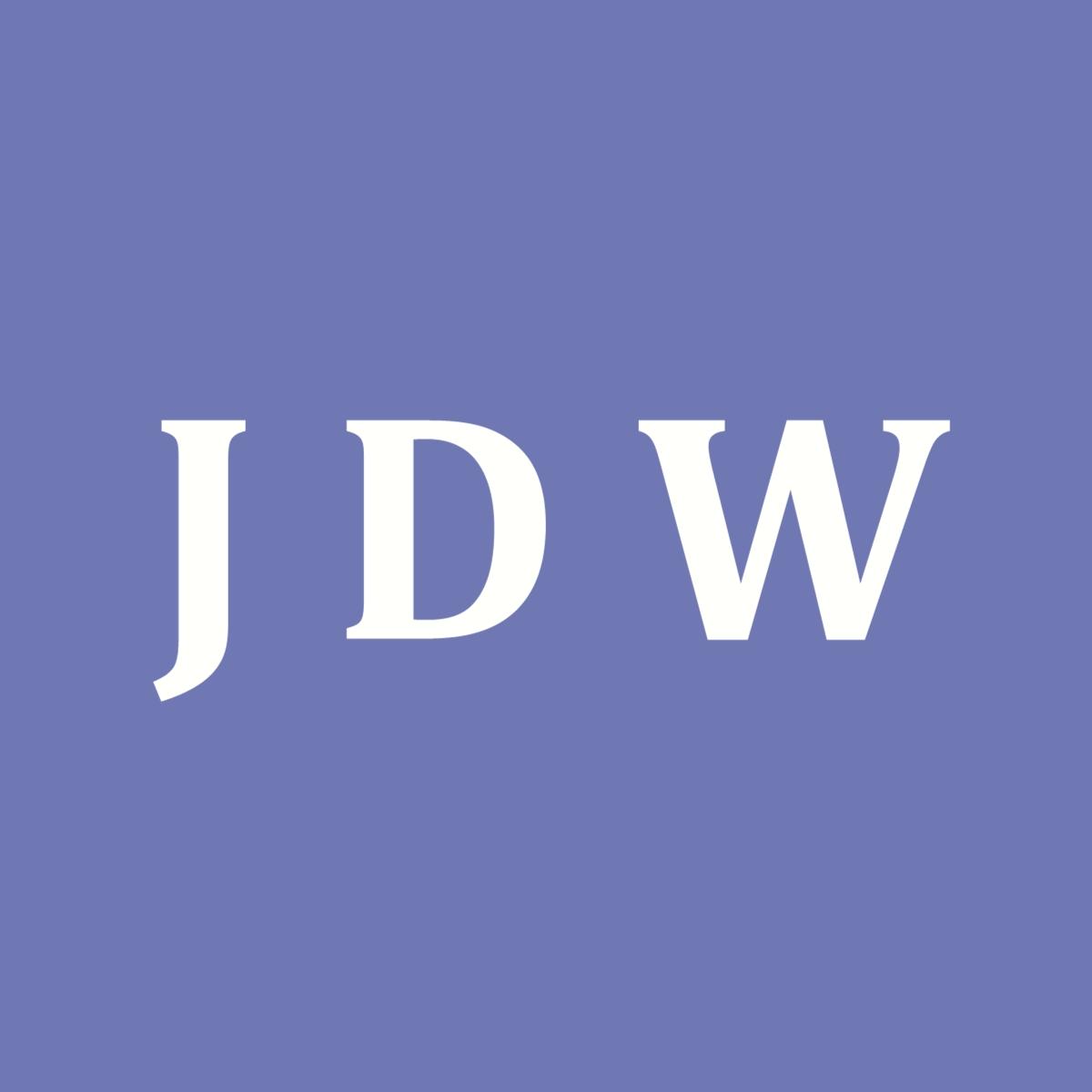 Jdw logo